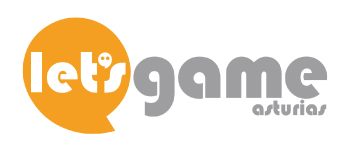 Logo Lets Game Asturias