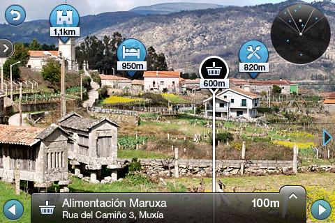 [es:]Camino De Santiago y realidad aumentada