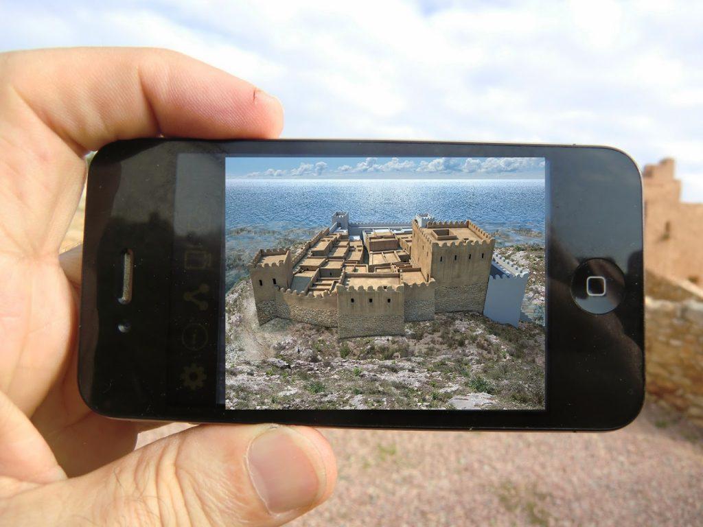 [es:] realidad aumentada en turismo