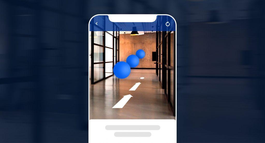 realidad aumentada seguridad en oficinas
